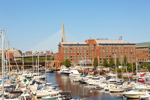 Residence Inn Boston Exterior
