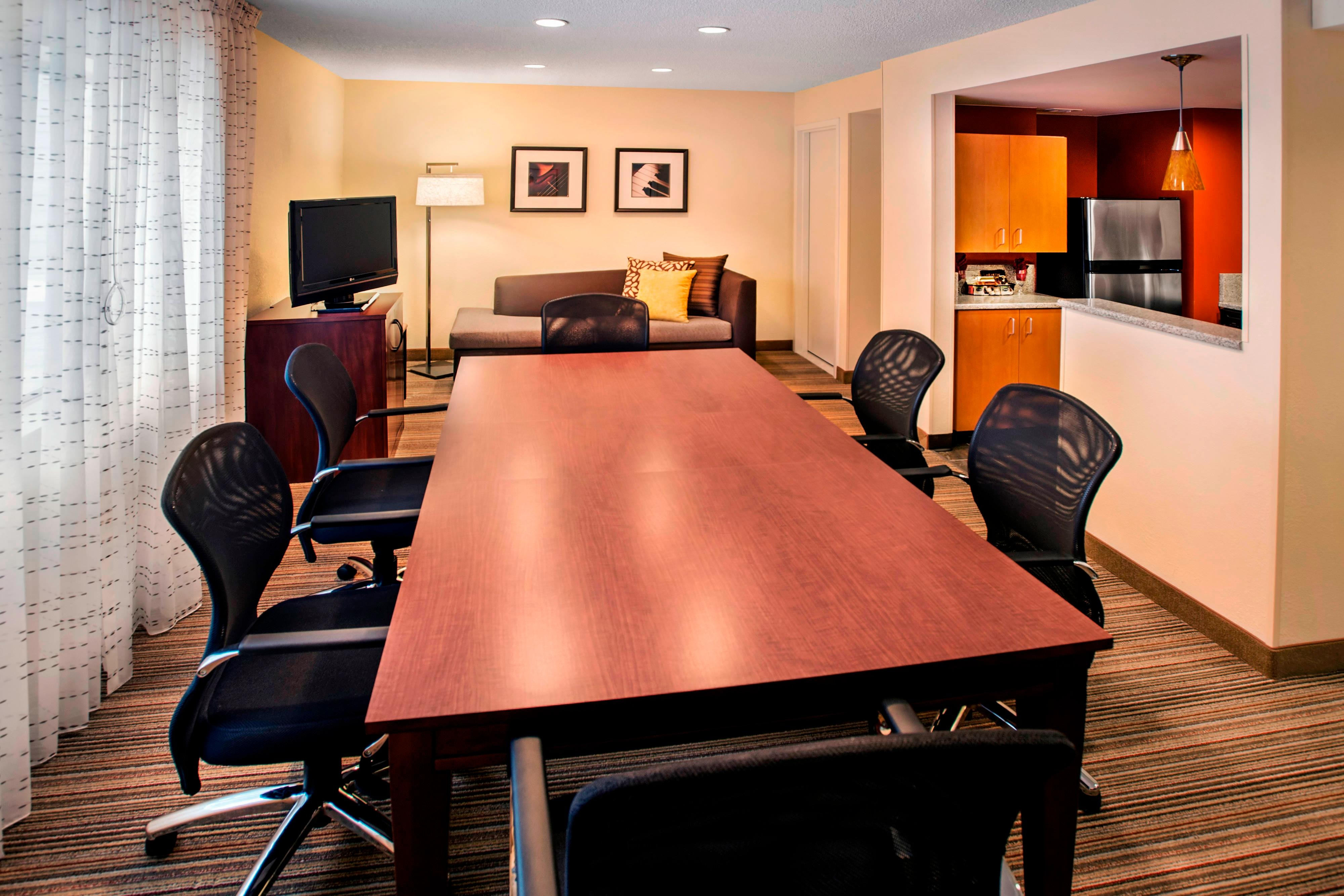 Extended Stay Westborough Hotel Suite
