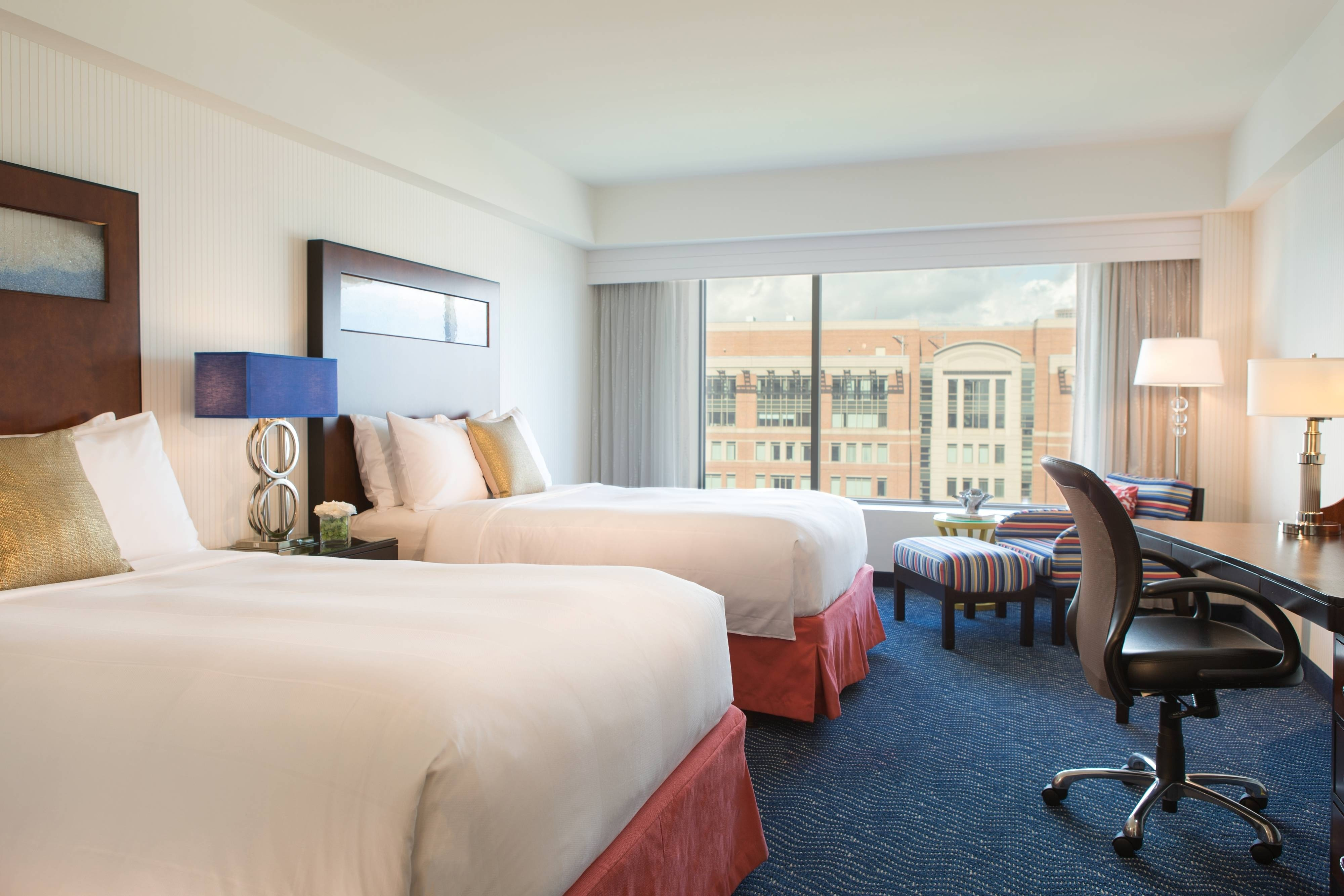 seaport guest room