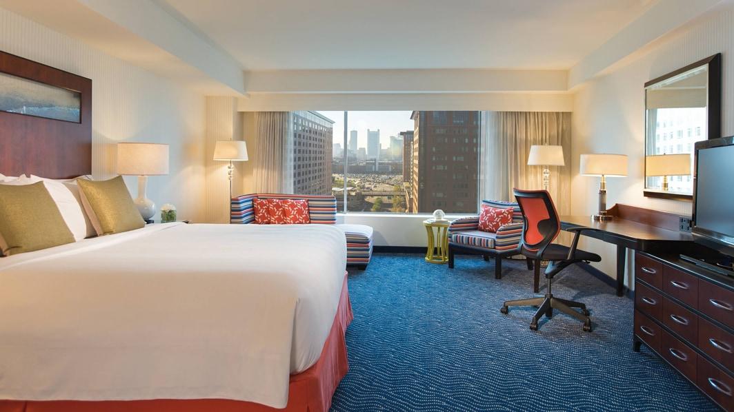 Hotel am Seehafen in Boston