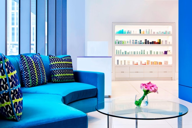 Bliss Seating Area