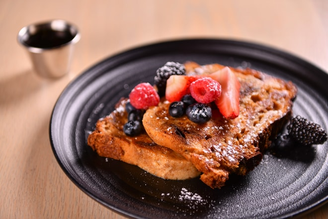 The Gallery - Breakfast