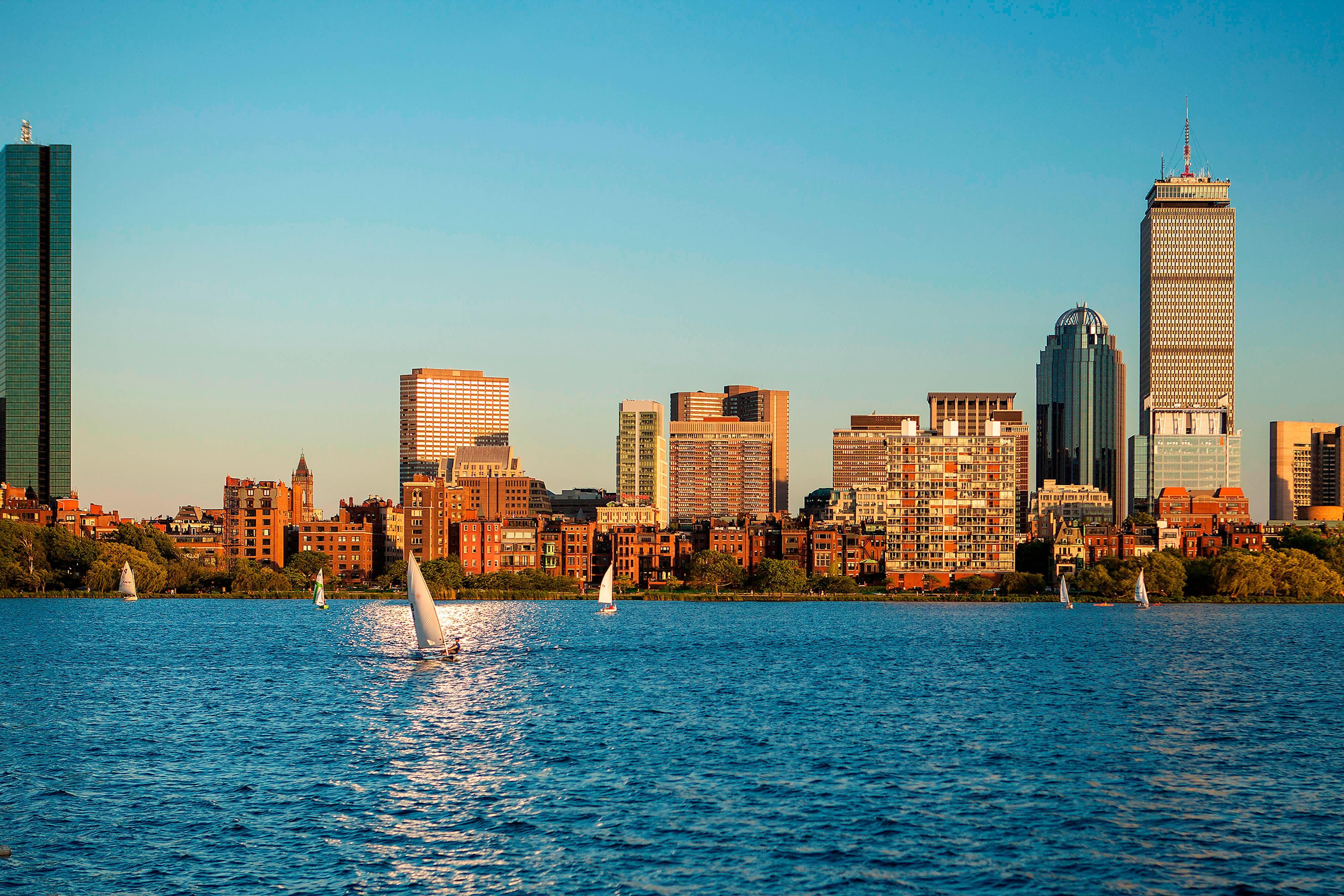 Charles River Boats