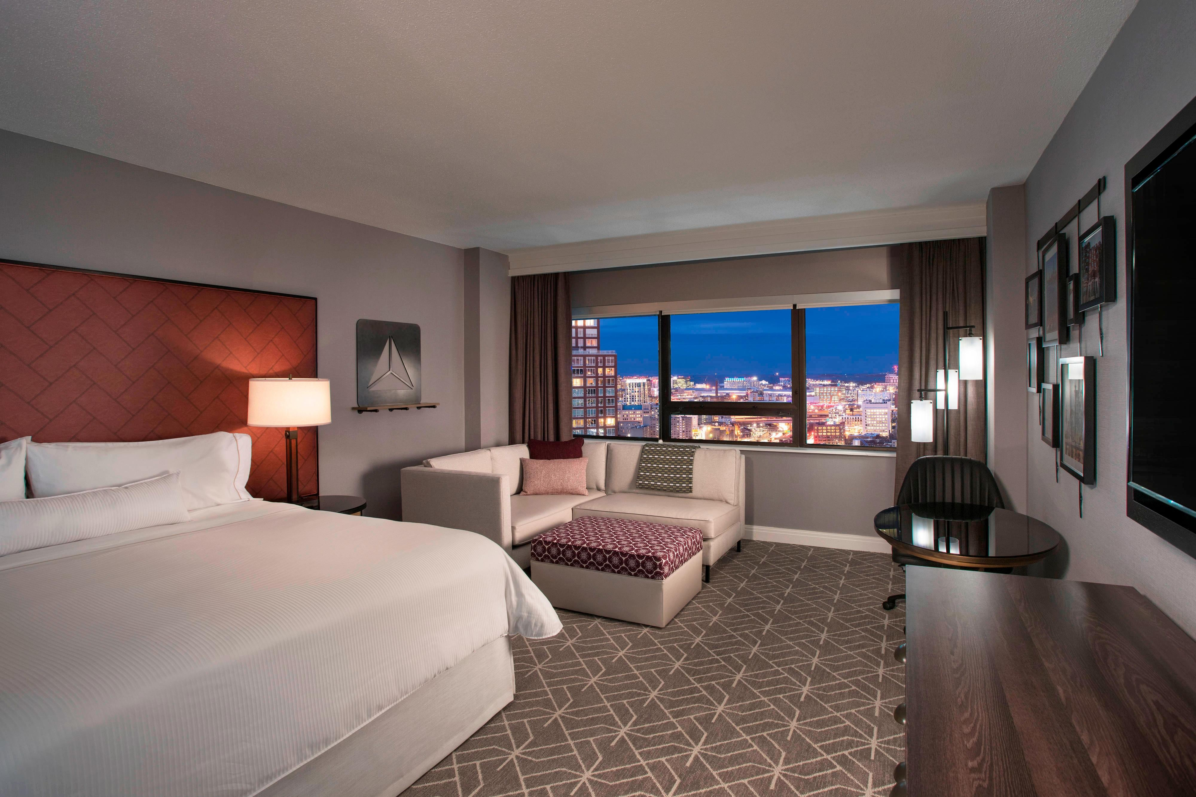 King City View Guest Room