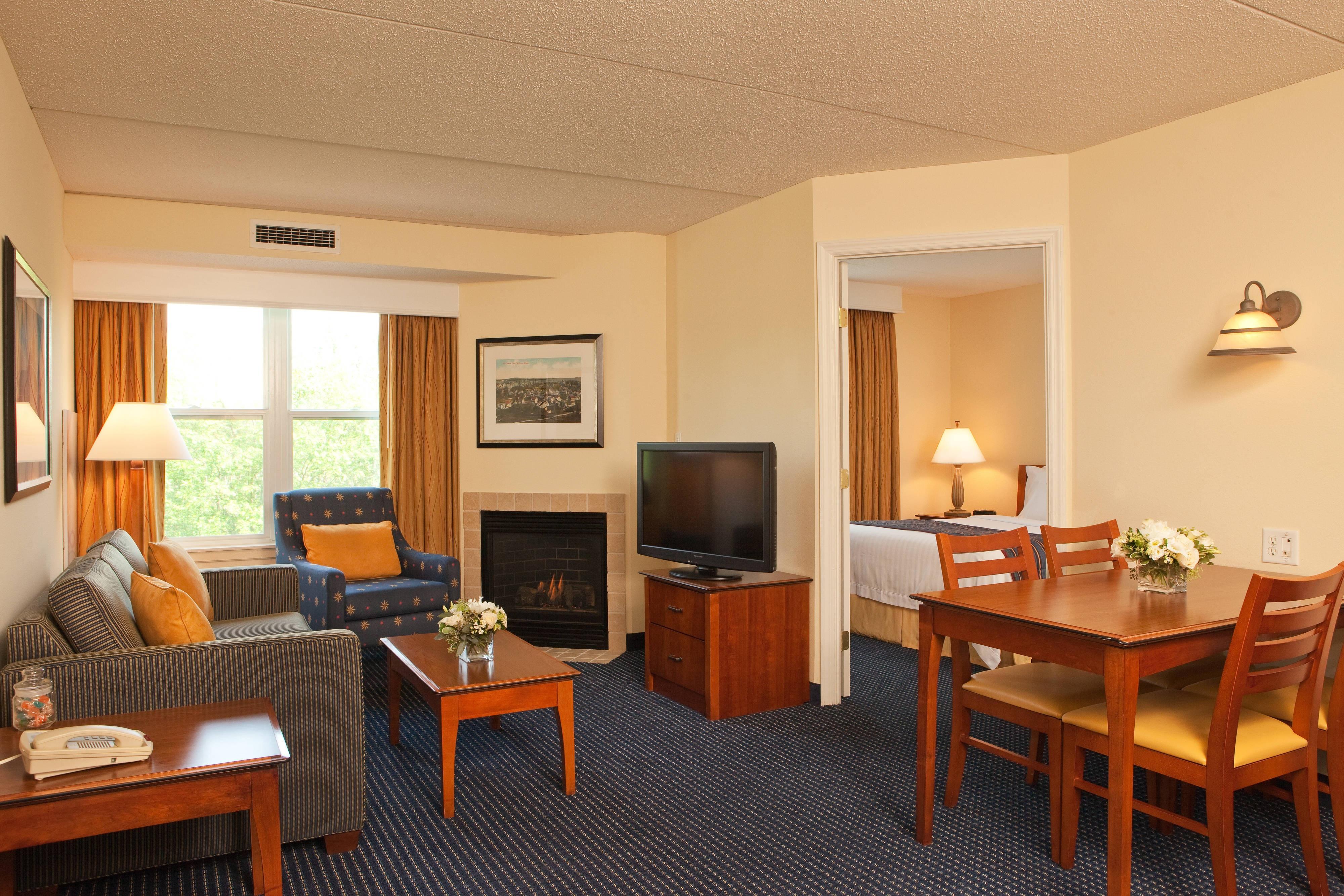 Residence Inn By Marriott Woburn Boston Extended Stay