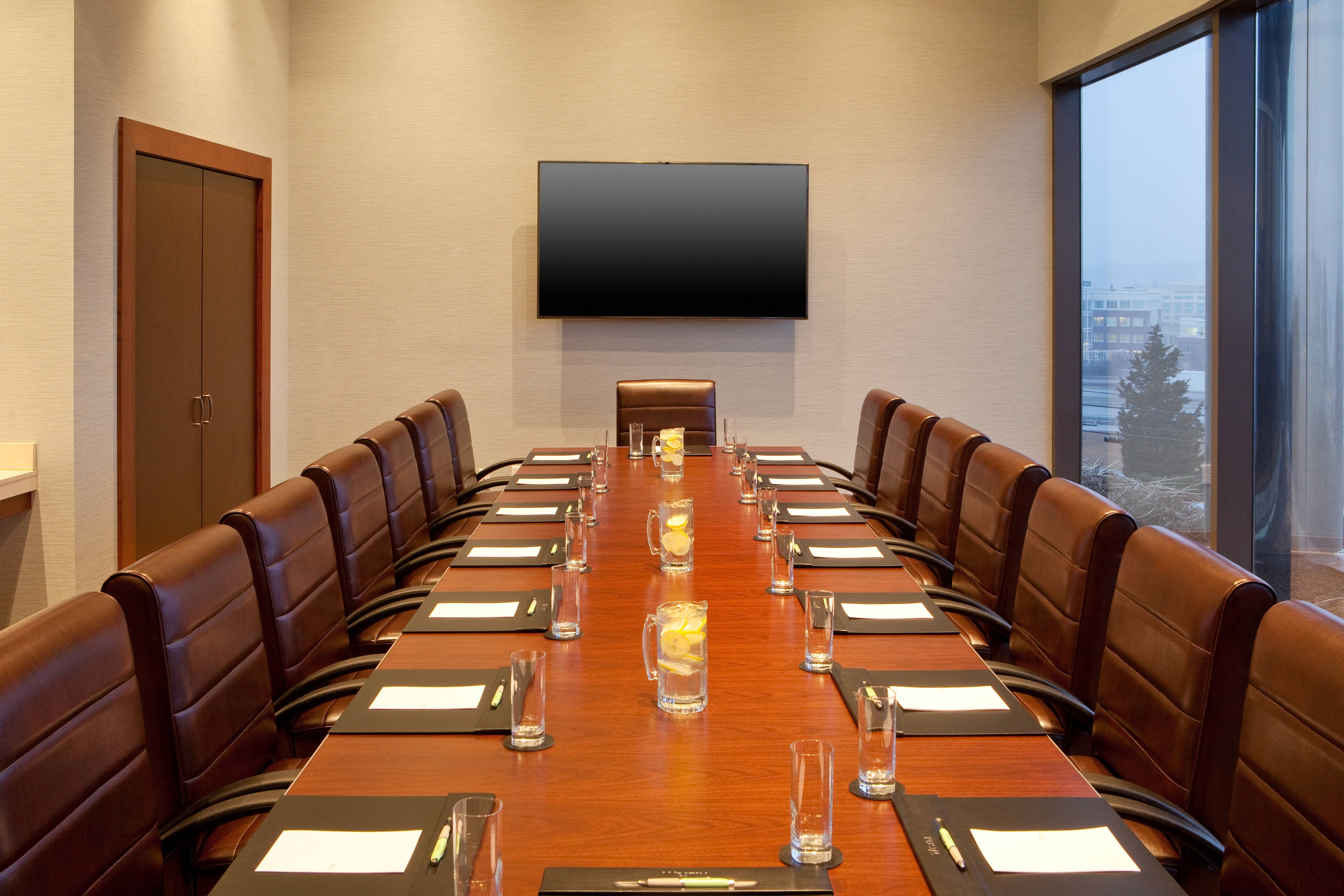 Waltham Boardroom - Meeting