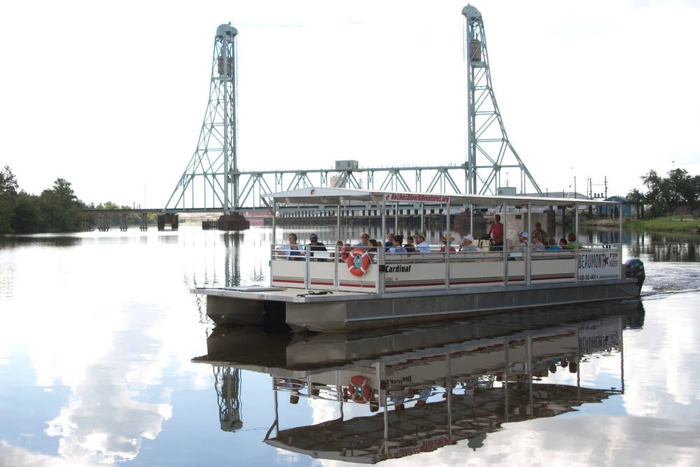 Neches River Tour Boat in Beaumont
