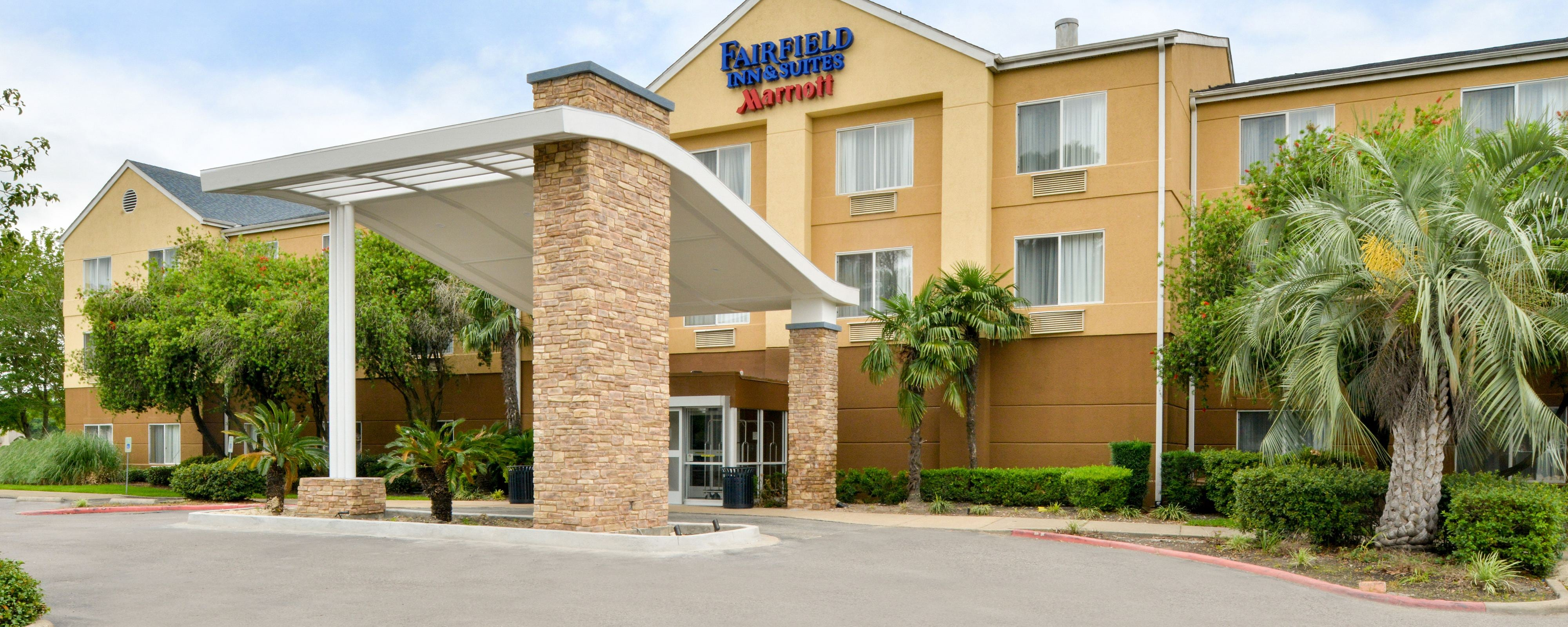 Beaumont Hotels Fairfield Inn Suites By Marriott Beaumont Hotel