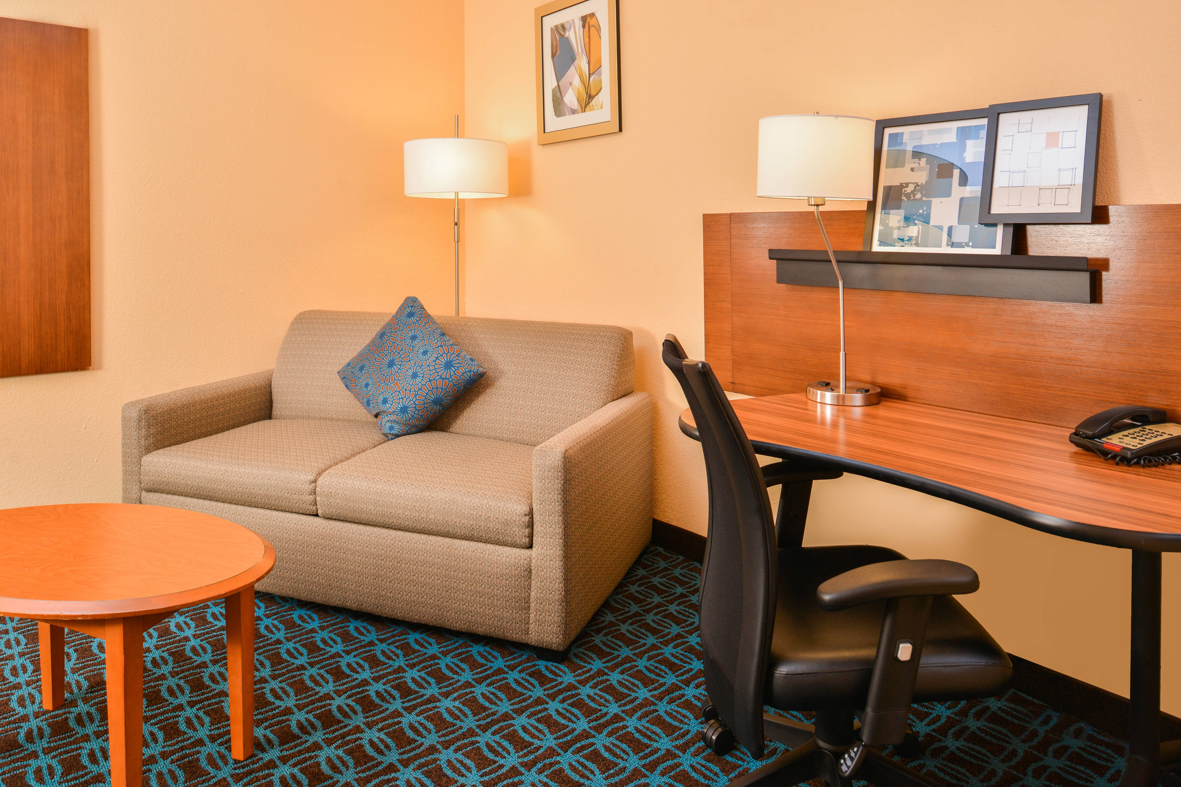 Executive King Suite - Sitting Area