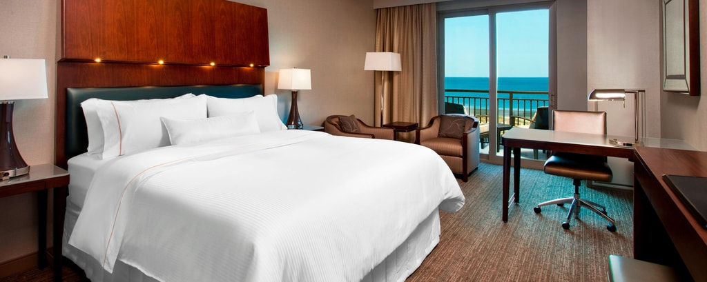 Premium Ocean Front Room