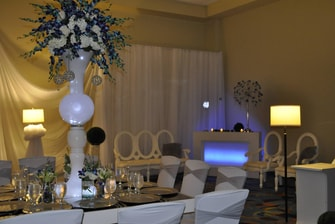 Social Events, Meetings and Weddings