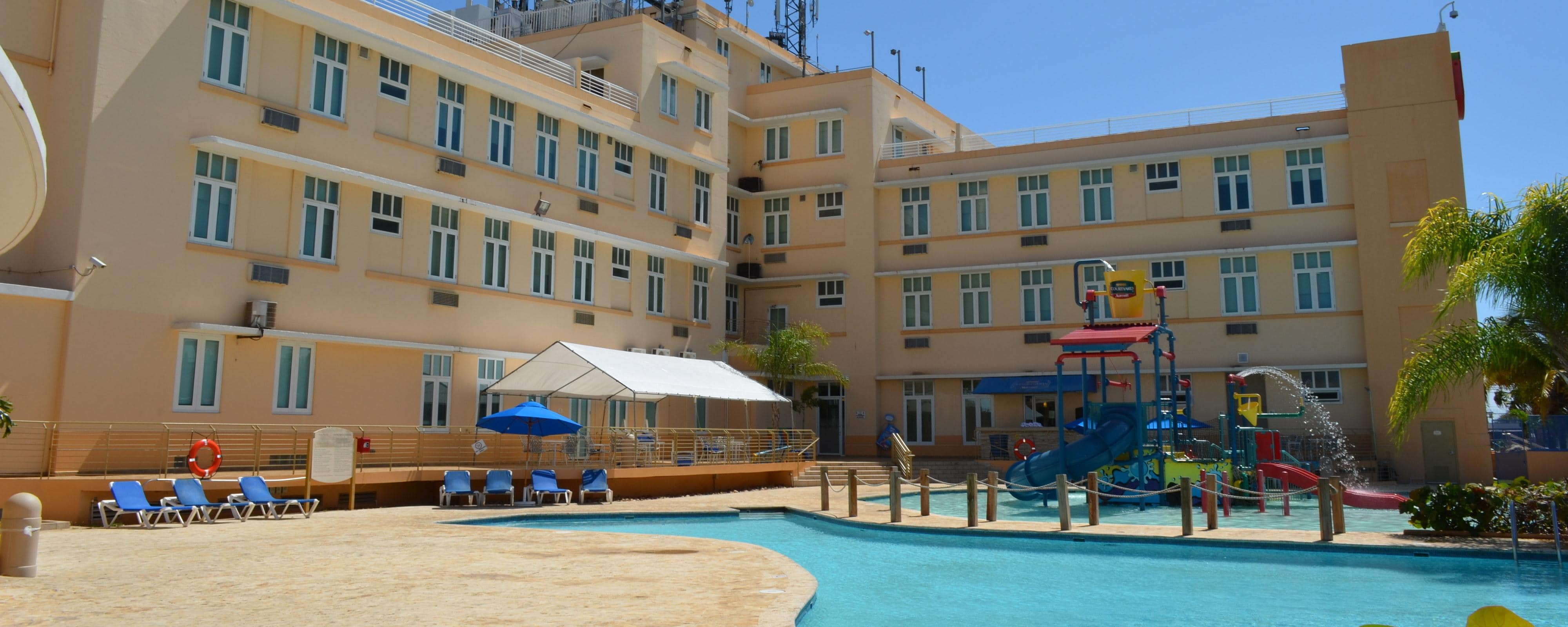 Courtyard by Marriott Aguadilla Outdoor Pool
