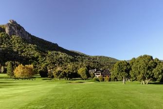 Arelauquen Golf Grounds