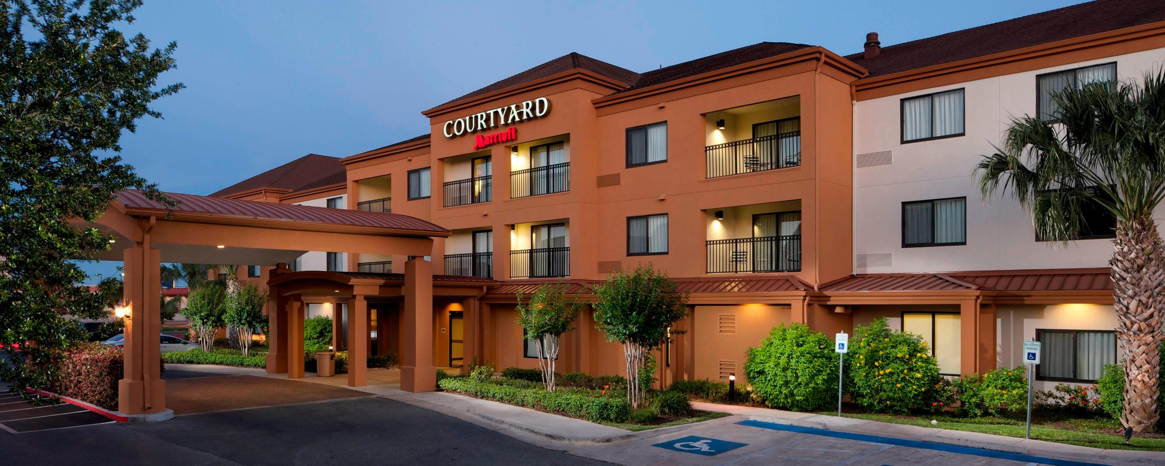 Brownsville TX Hotel | Courtyard Brownsville
