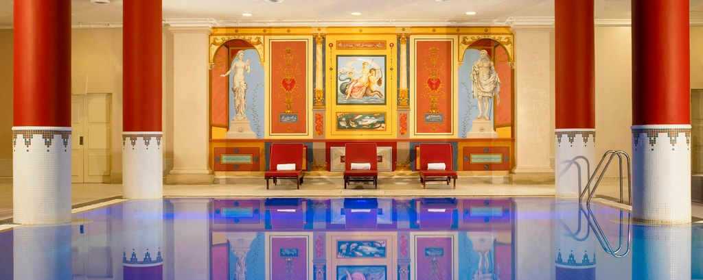Bristol Marriott Royal Indoor Pool