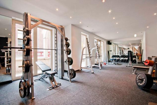 Renaissance Brussels Fitness Center