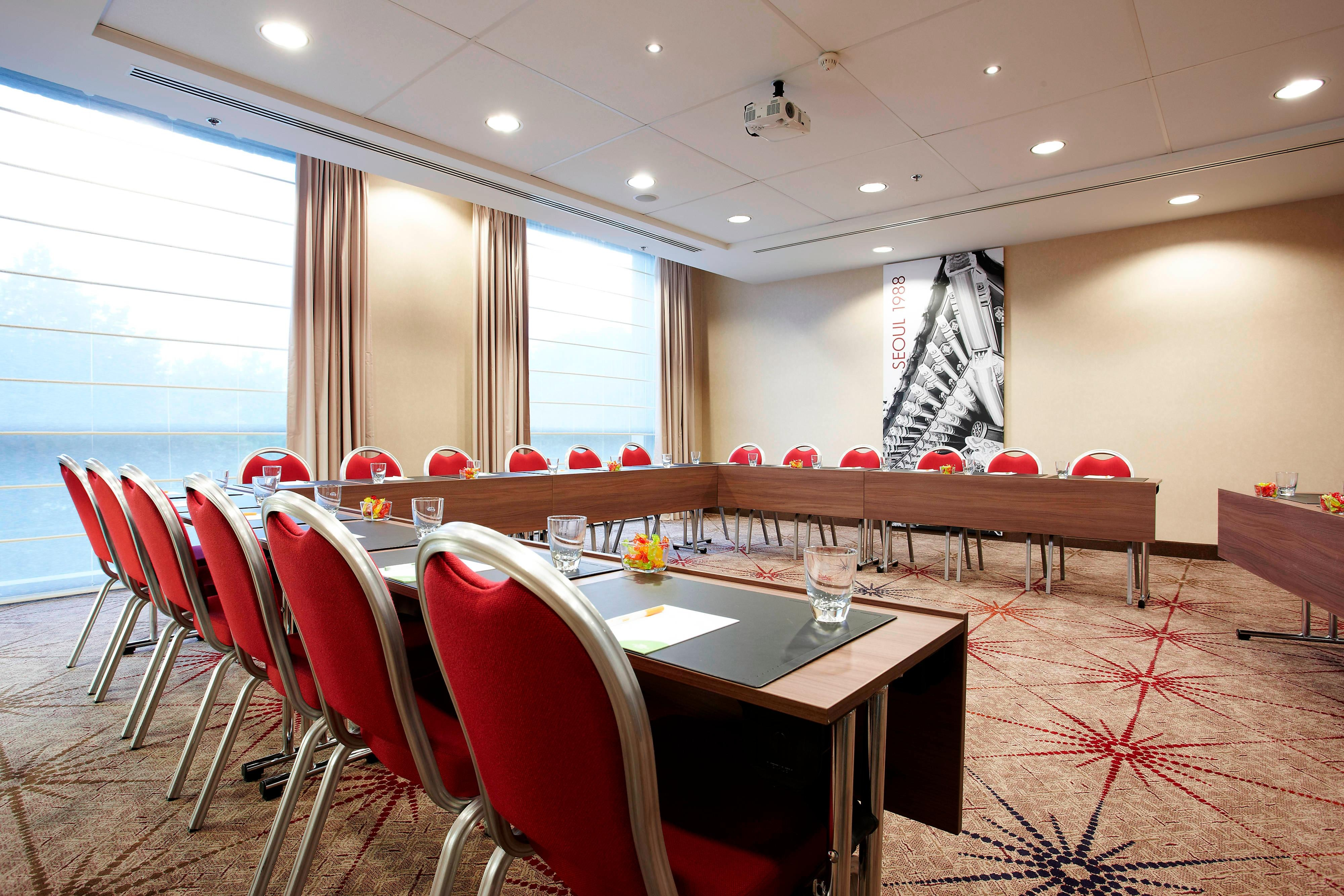 Brussels Meeting Room