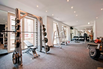 Renaissance Brussels Fitness Center