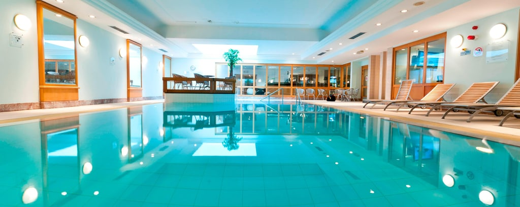 Indoor Pool, Renaissance Brussels Hotel