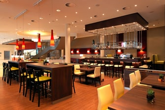 Courtyard Hotel Marriott Basel – Restaurant