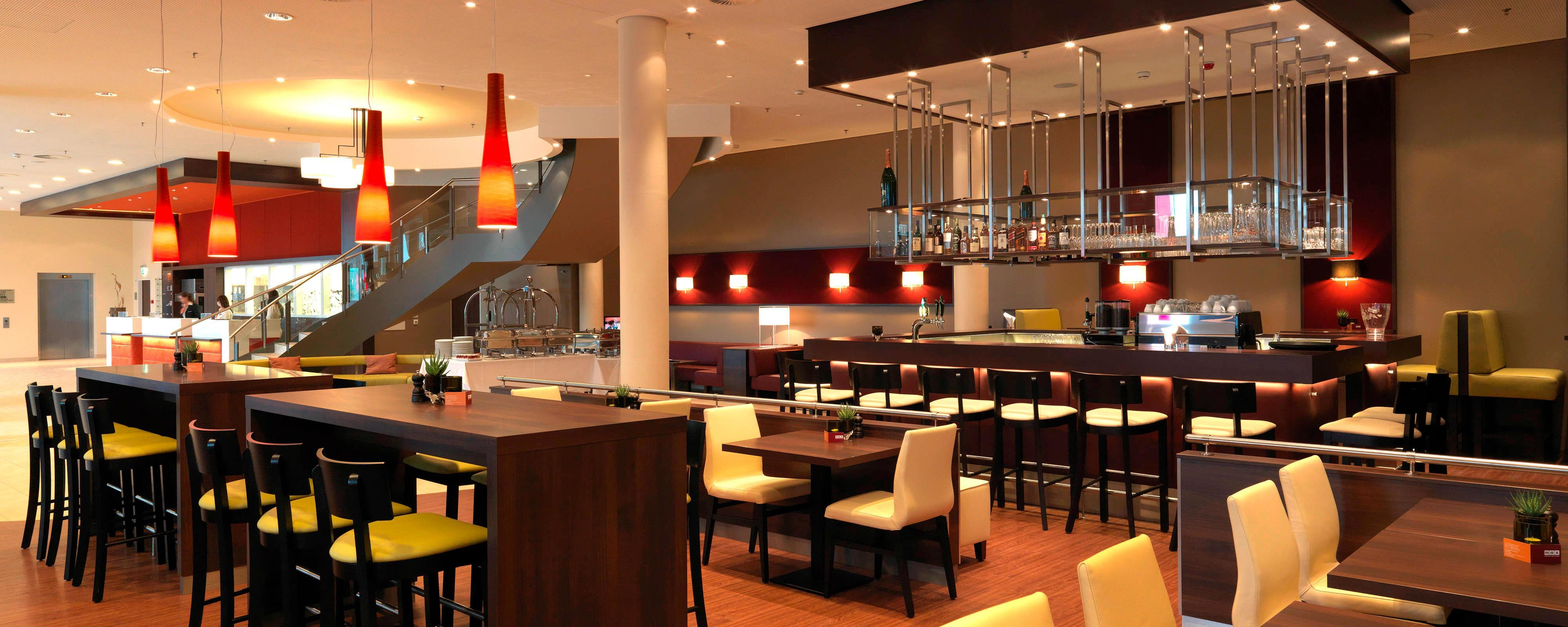 Courtyard Hotel Marriott Basel Restaurant