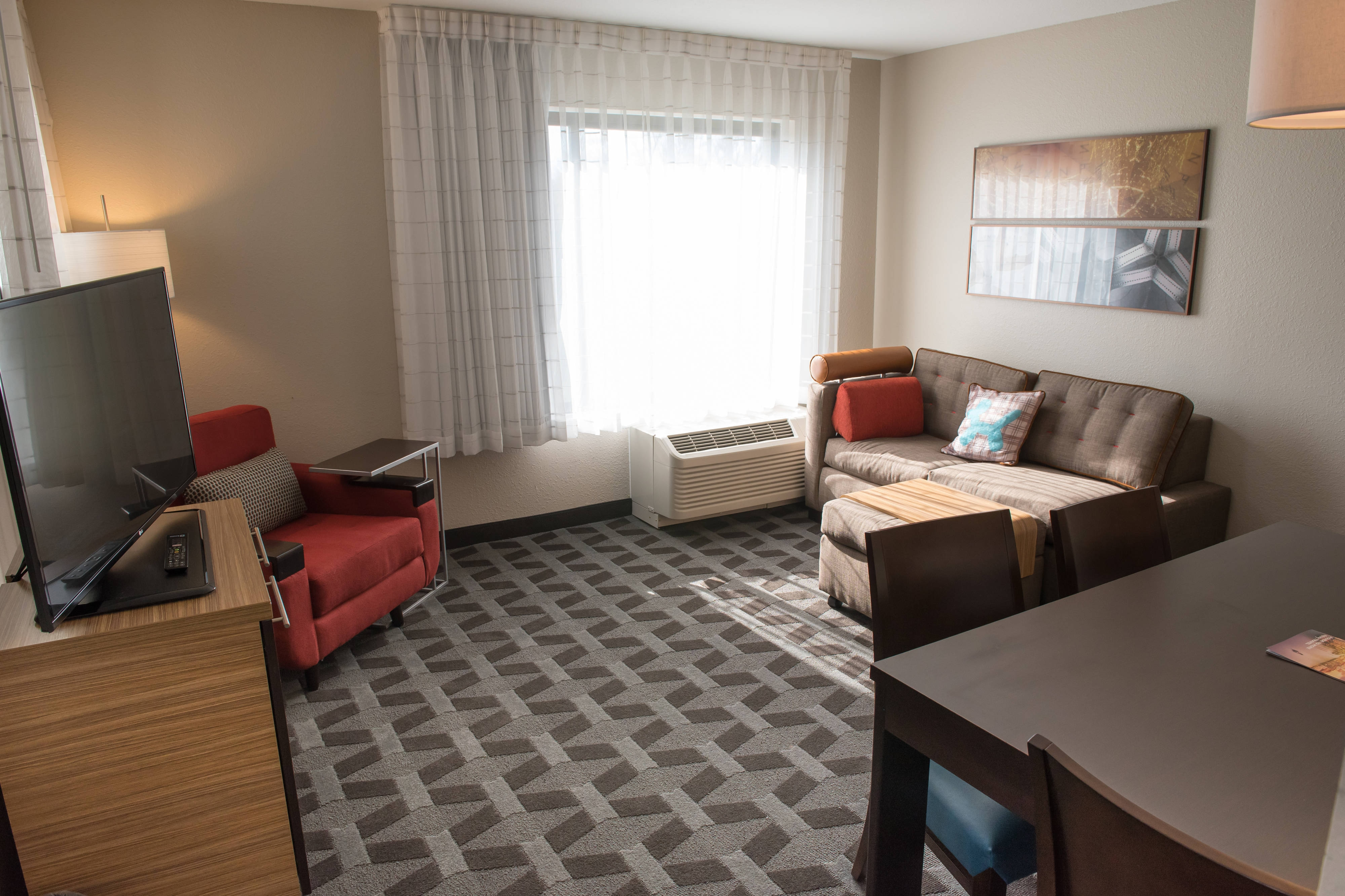 Two-Bedroom Suite - Sitting Area