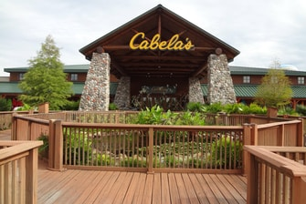 Cabela's Sports Outfitters in Gonzales