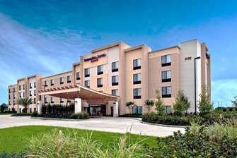 Exterior – Baton Rouge Marriott