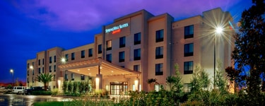 Das SpringHill Suites Baton Rouge North/Airport