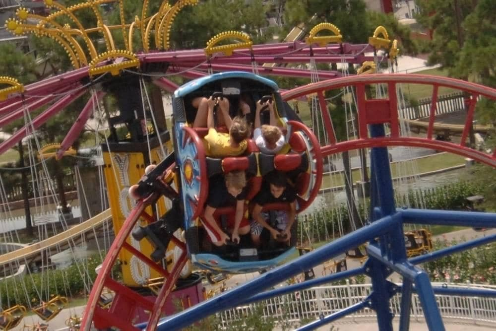 Blue Bayou / Dixie Landin Amusement Park