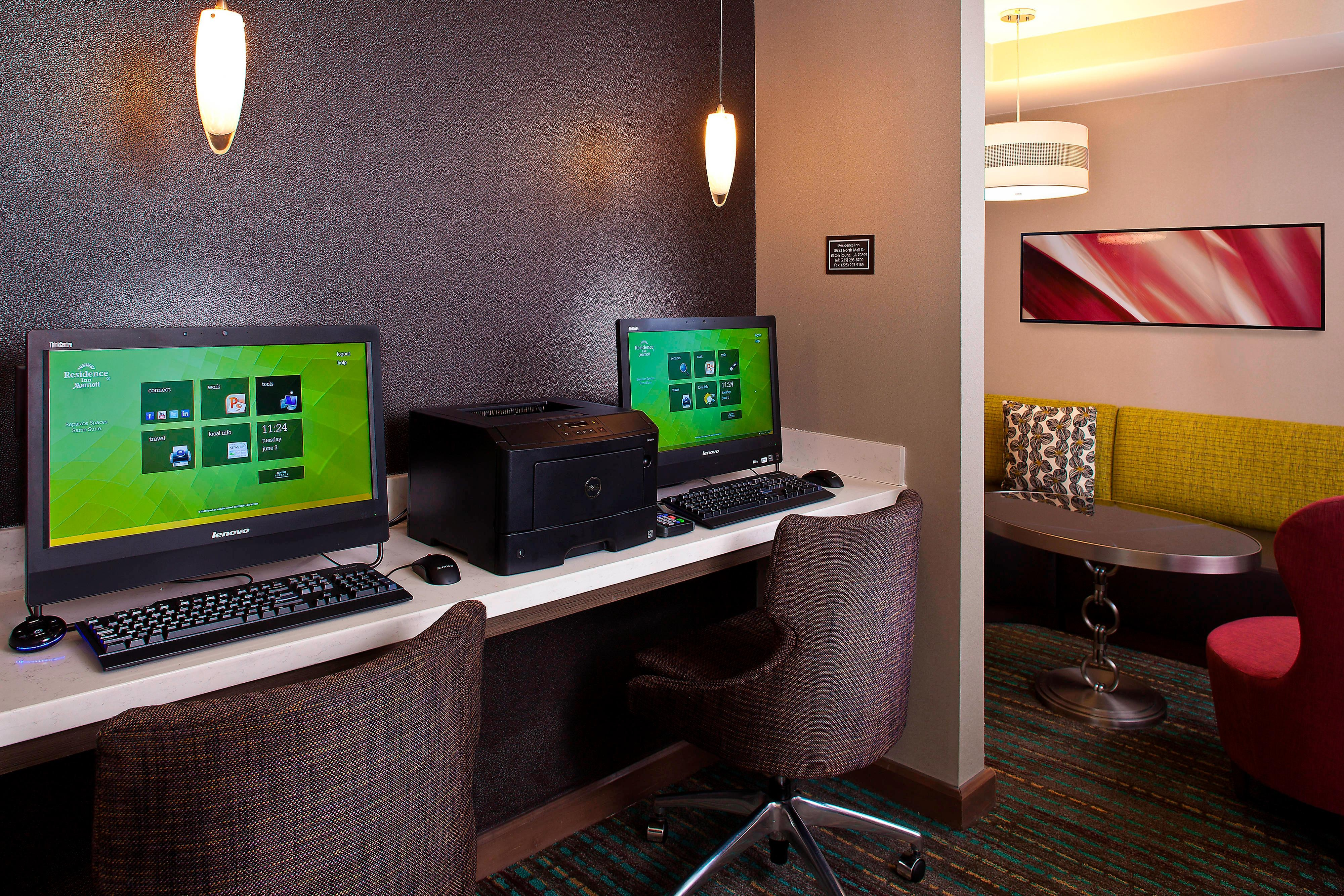 Residence Inn Baton Rouge Business Center