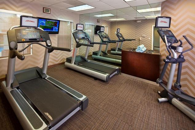 Residence Inn Baton Rouge Fitness Center