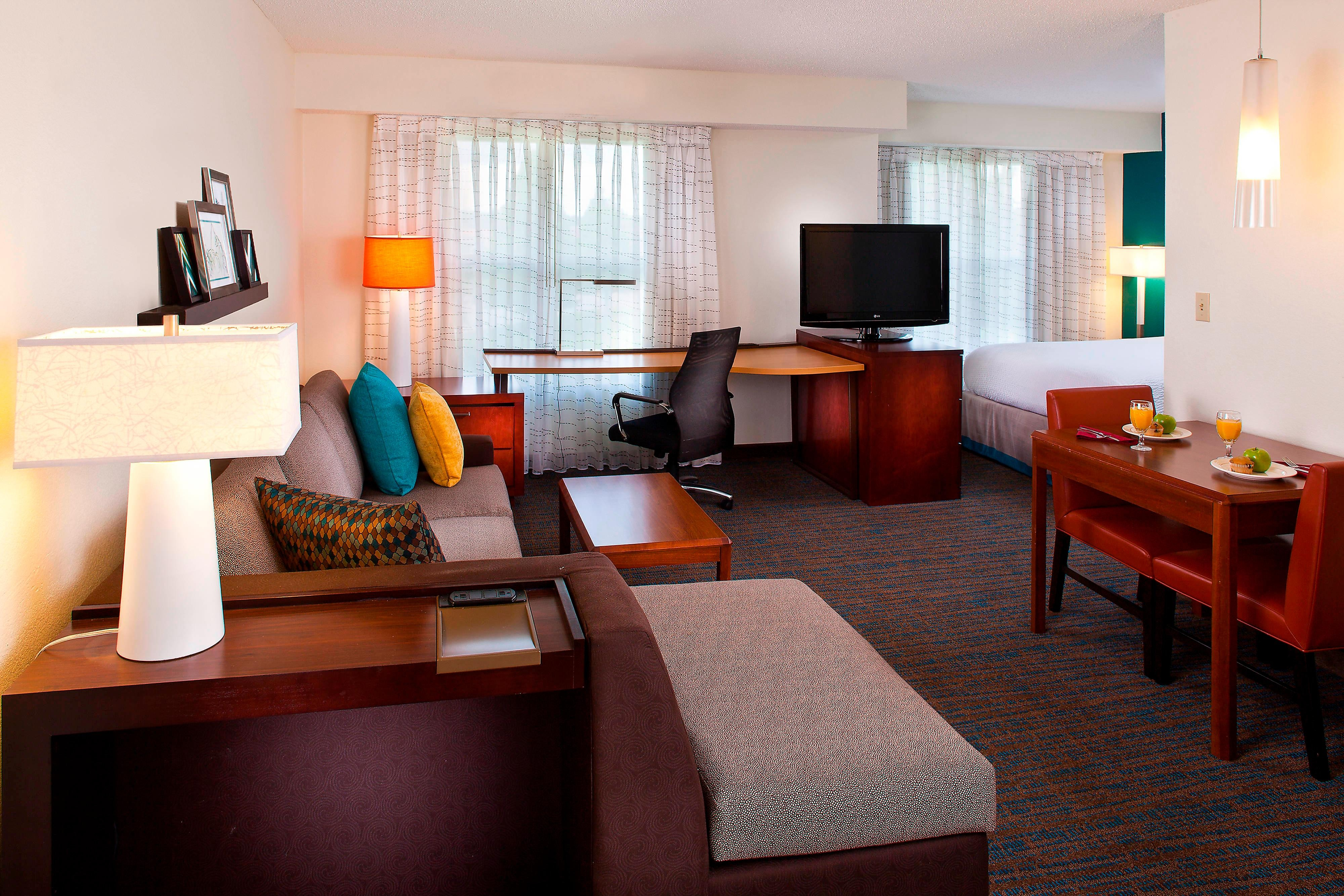Residence Inn Baton Rouge Studio Suite