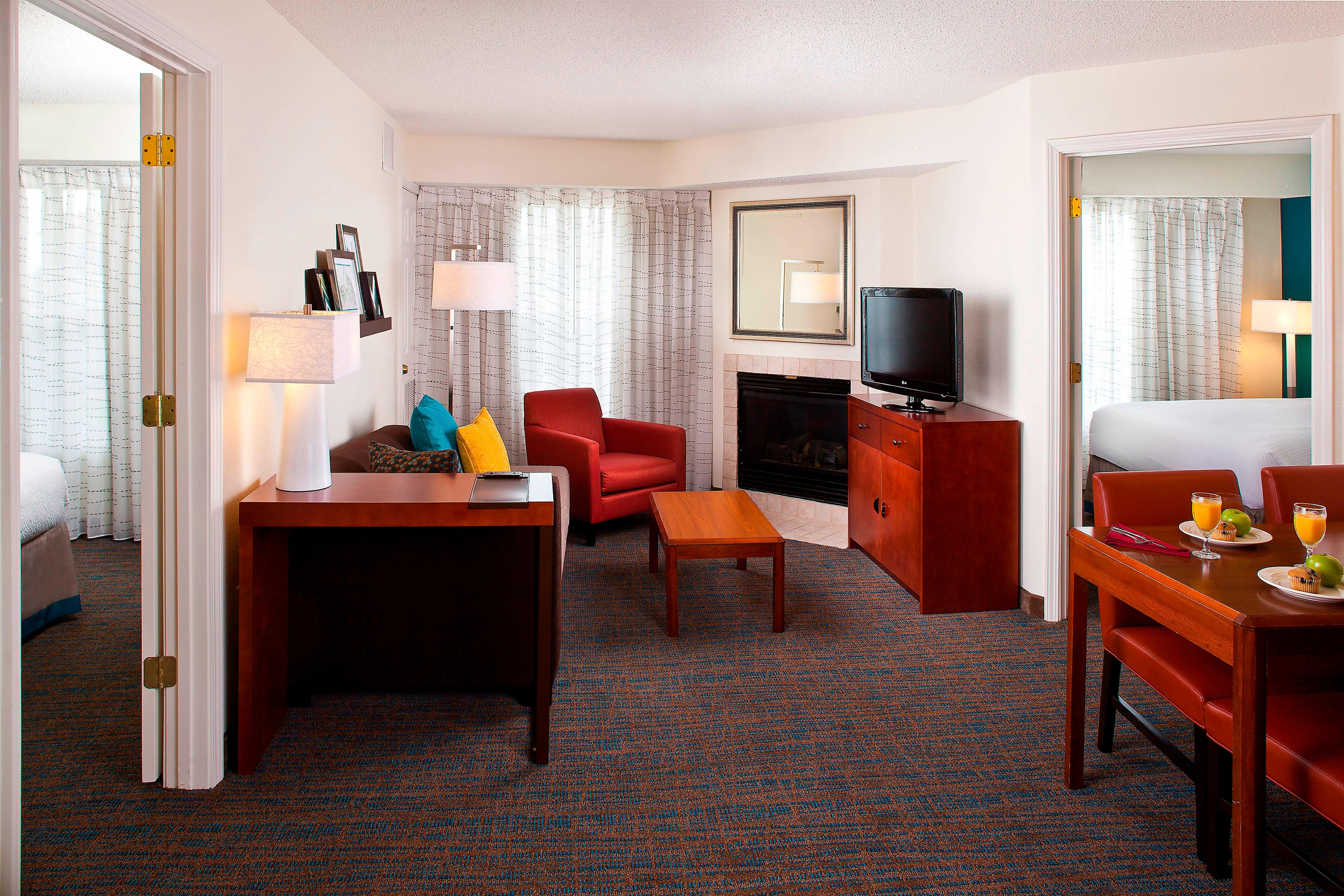 Residence Inn Baton Rouge Two-Bedroom Suite