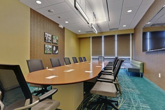 Gonzales hotel meeting space