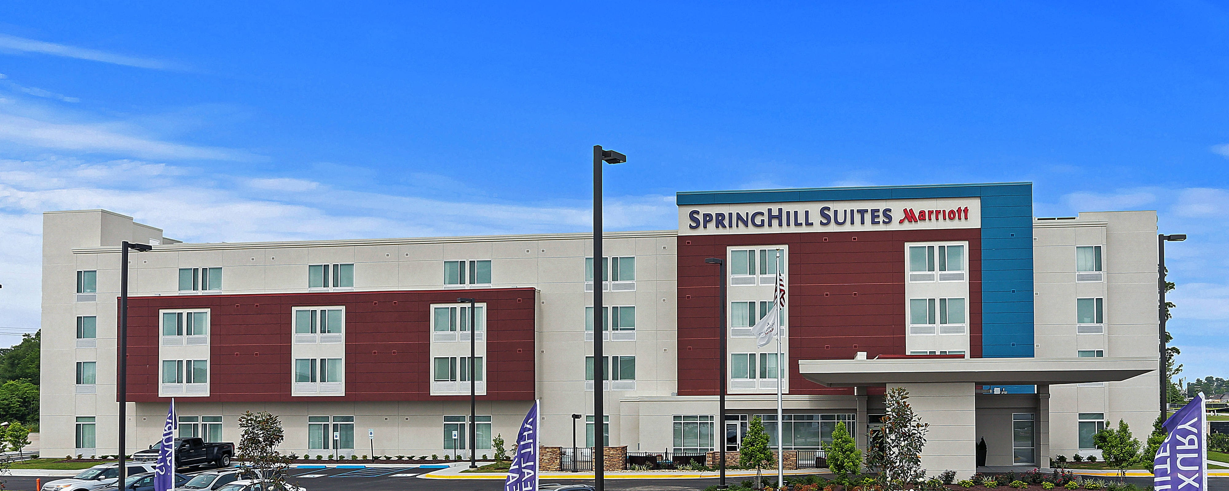 Gonzales Louisiana Hotel Gallery Springhill Suites