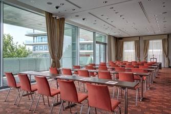 Habsburg Ballroom - Classroom set up