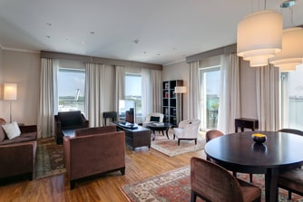 Danube Suite - Living Room