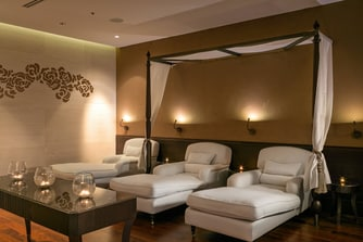 ZION SPA LUXURY Relaxation Room