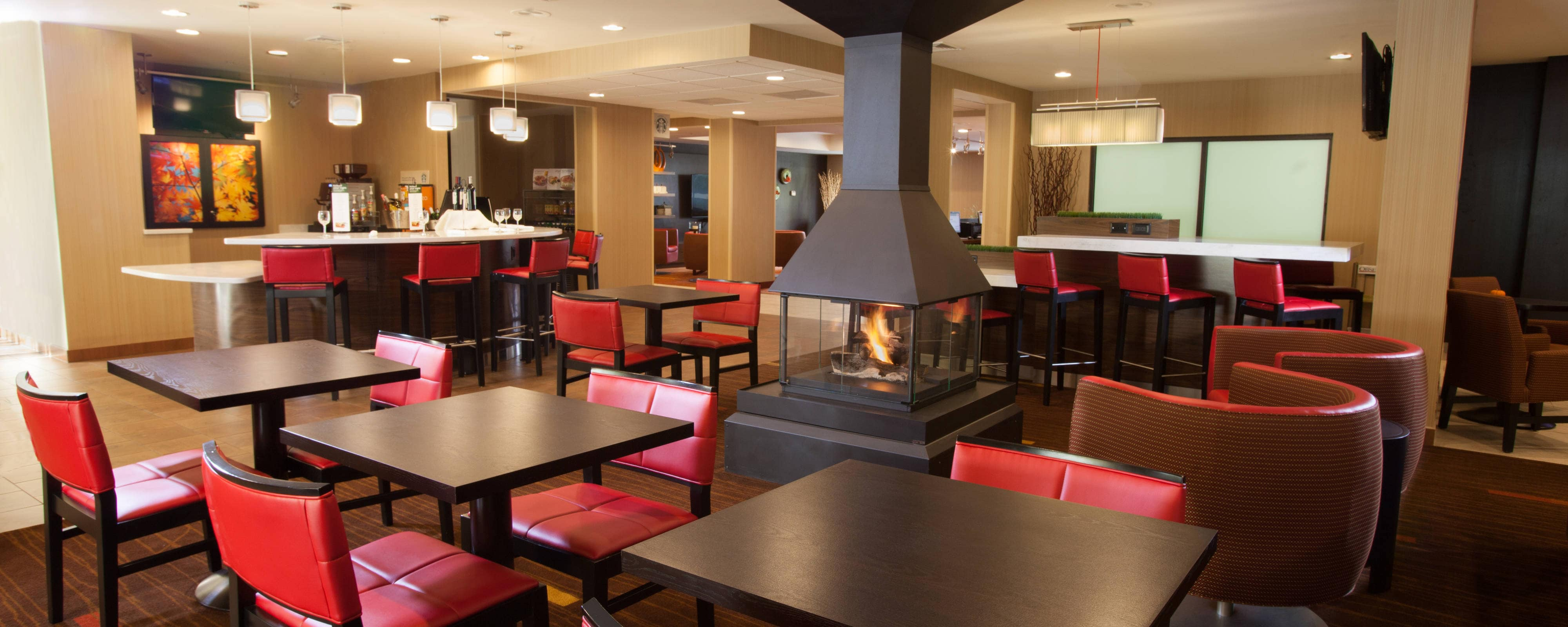 The Bistro Dining Area