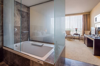 Exclusive Zimmer im Boscolo Budapest