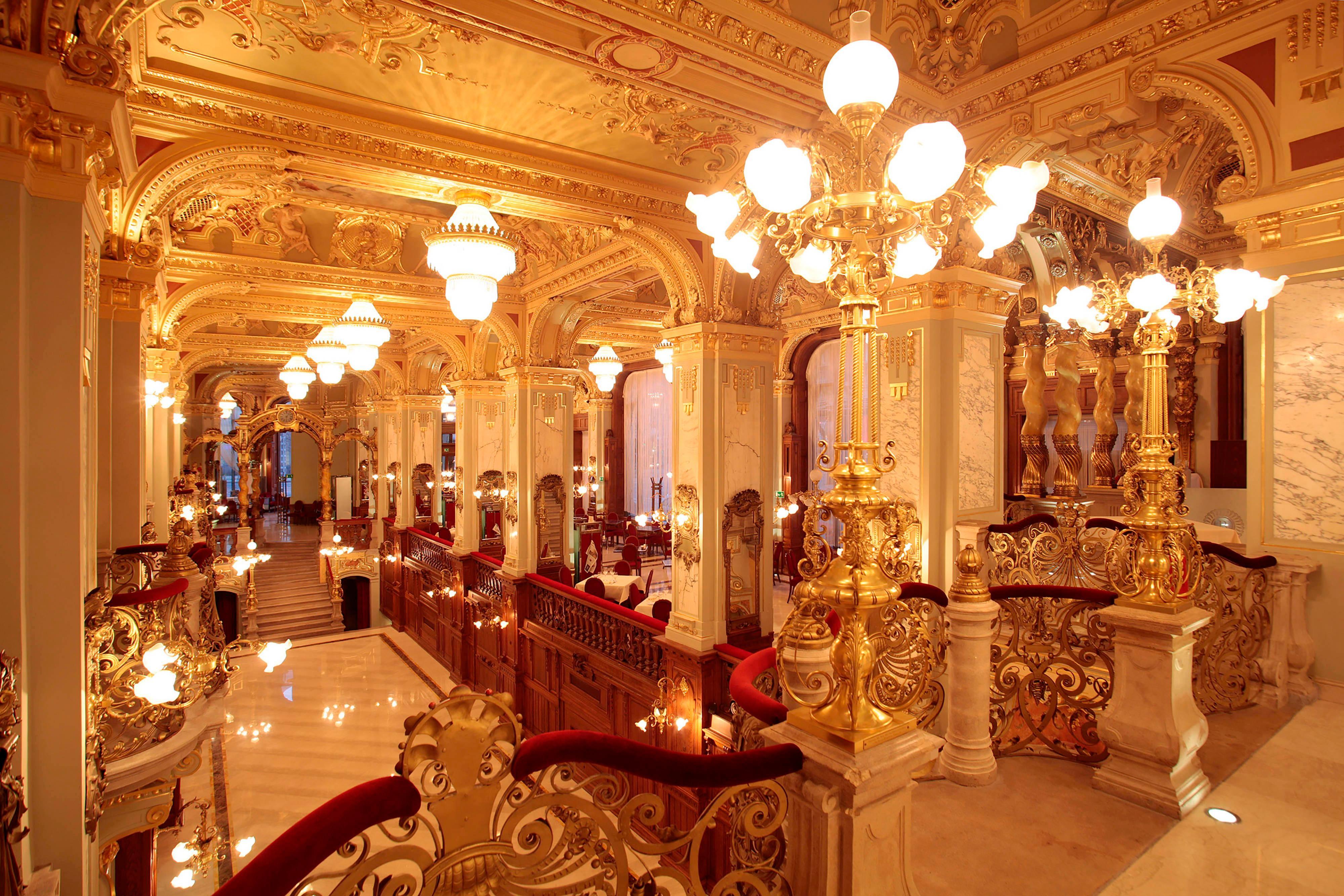 Restaurant für ausgezeichnetes Speisen in Budapest