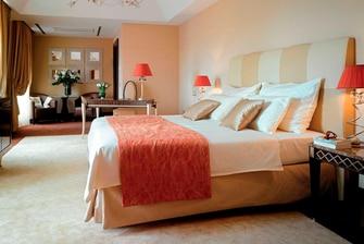 Luxus-Hotelzimmer in Budapest