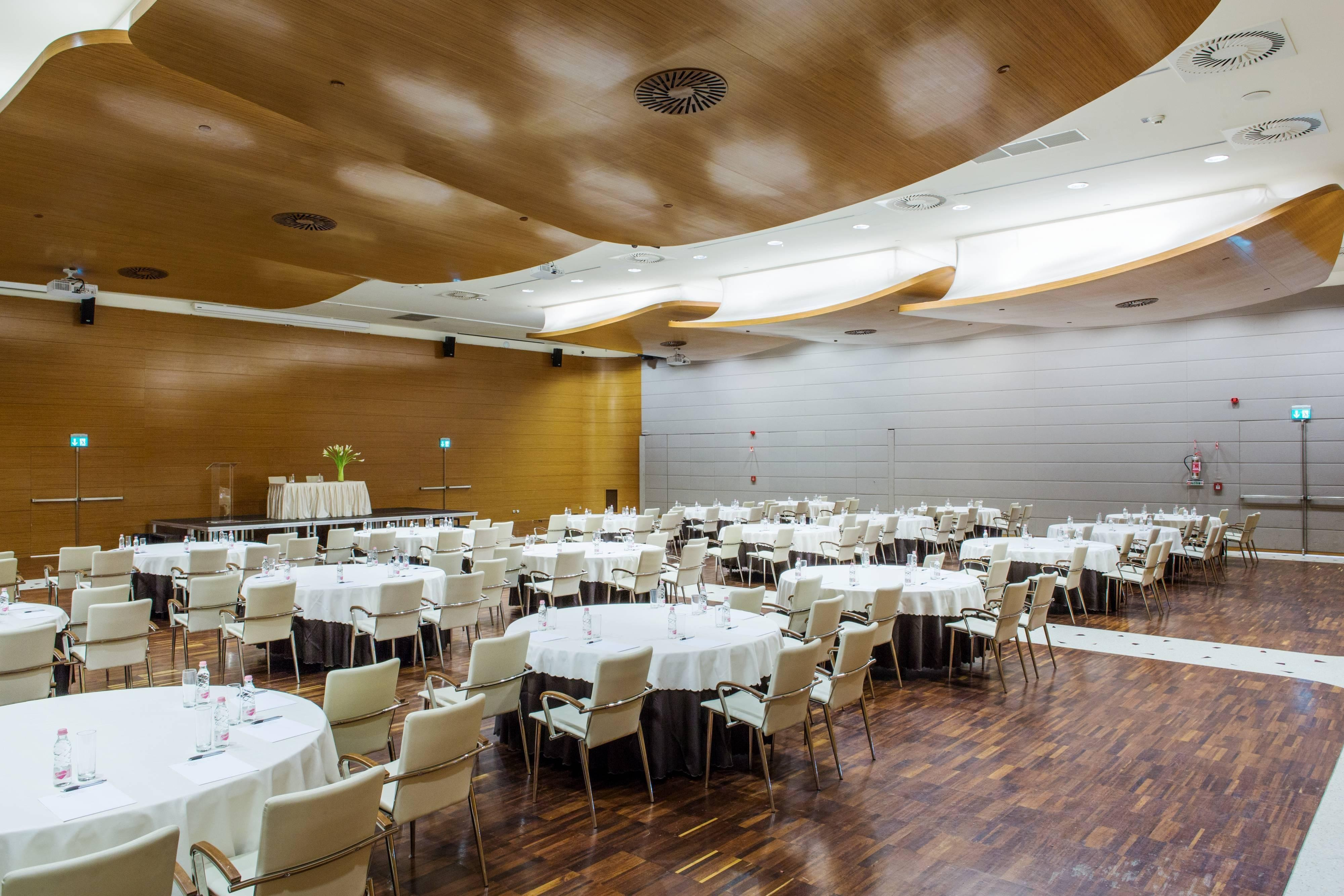 Event venue in Budapest