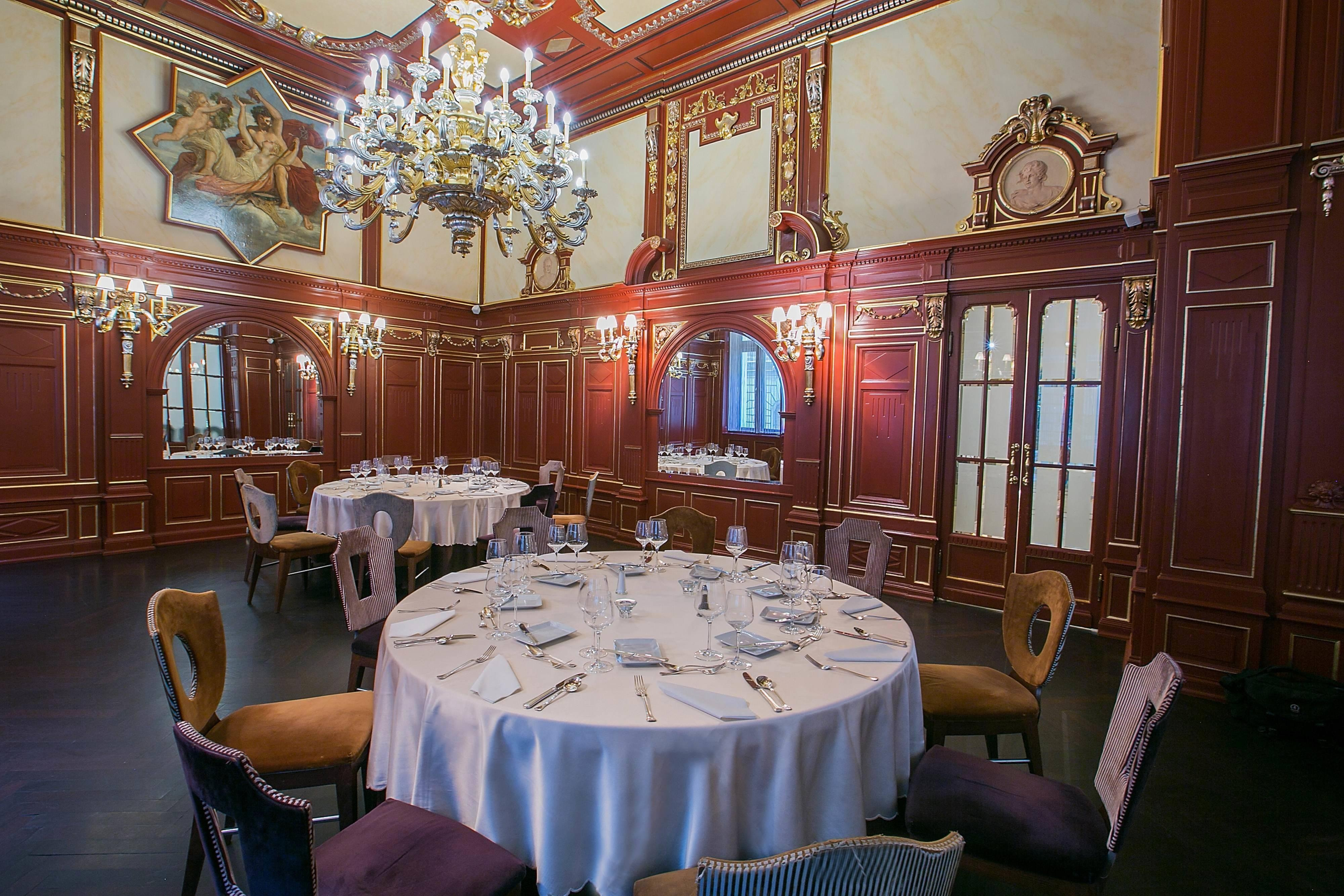 Luxury event venue in Budapest