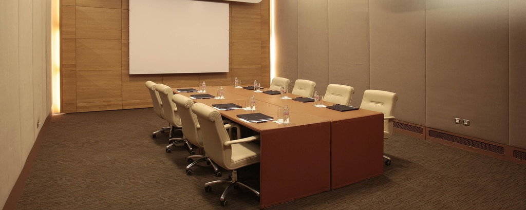 Boardroom meeting venue in Budapest