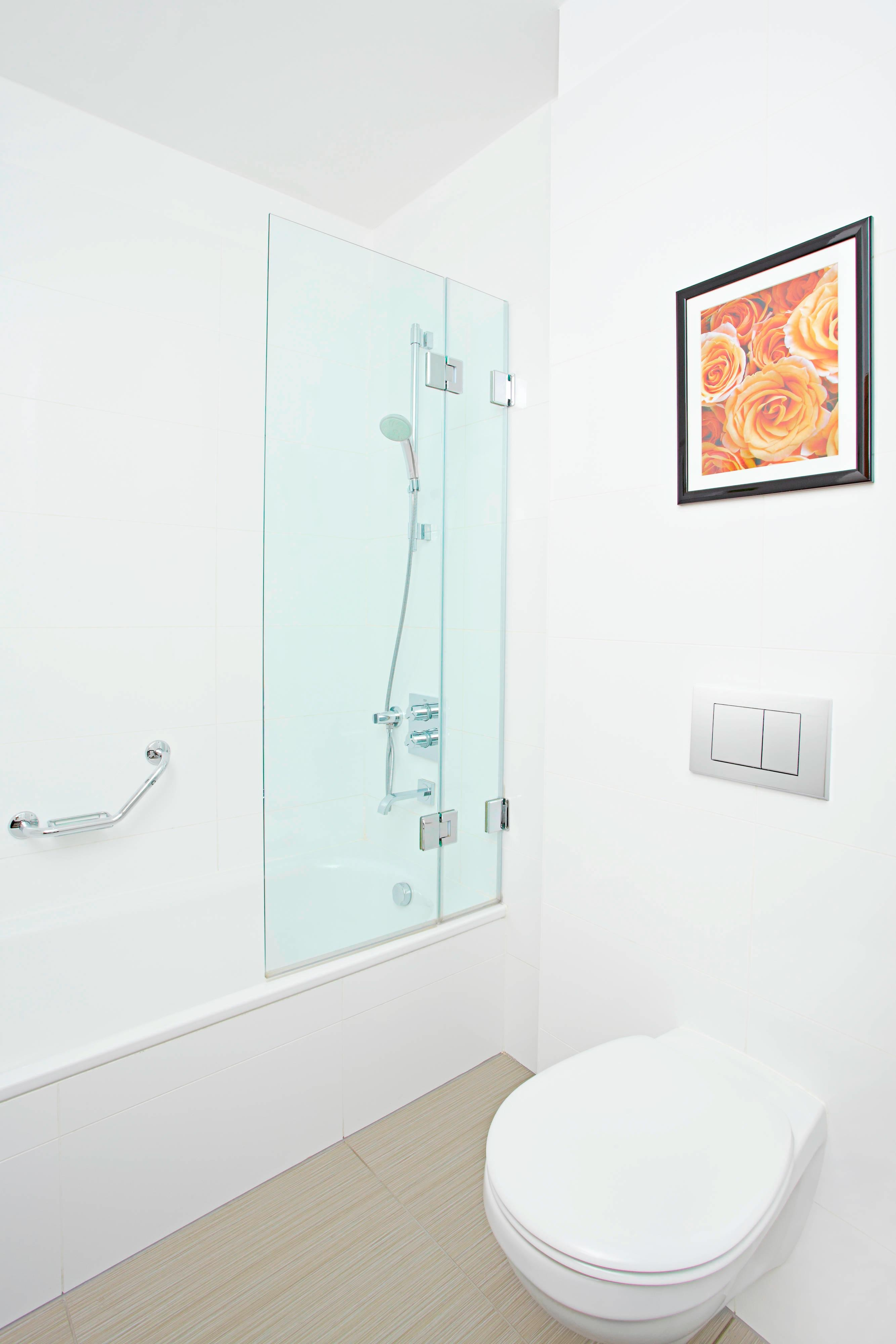 Banheiro do Deluxe