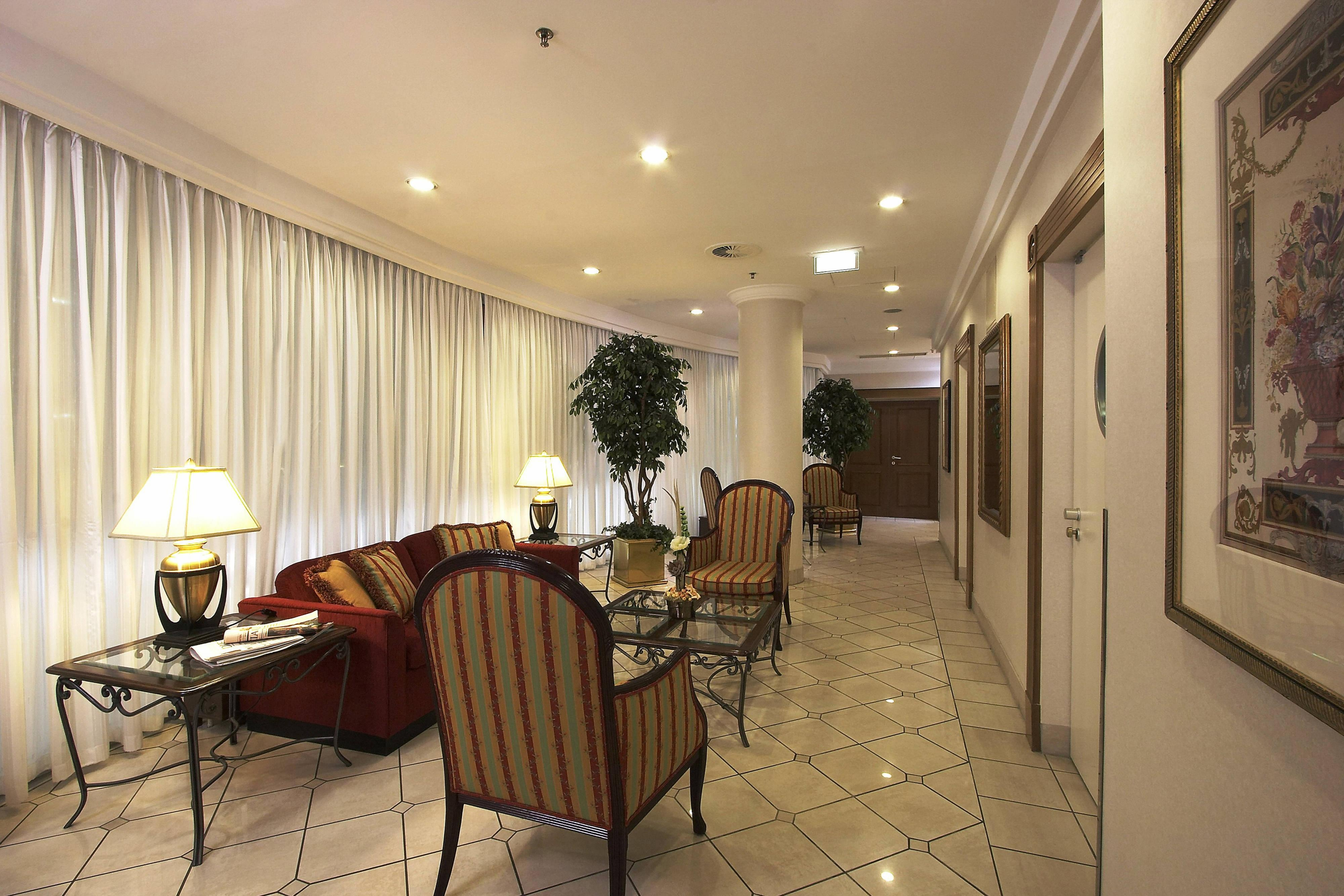 Executive Apartment in Budapest – Lobby