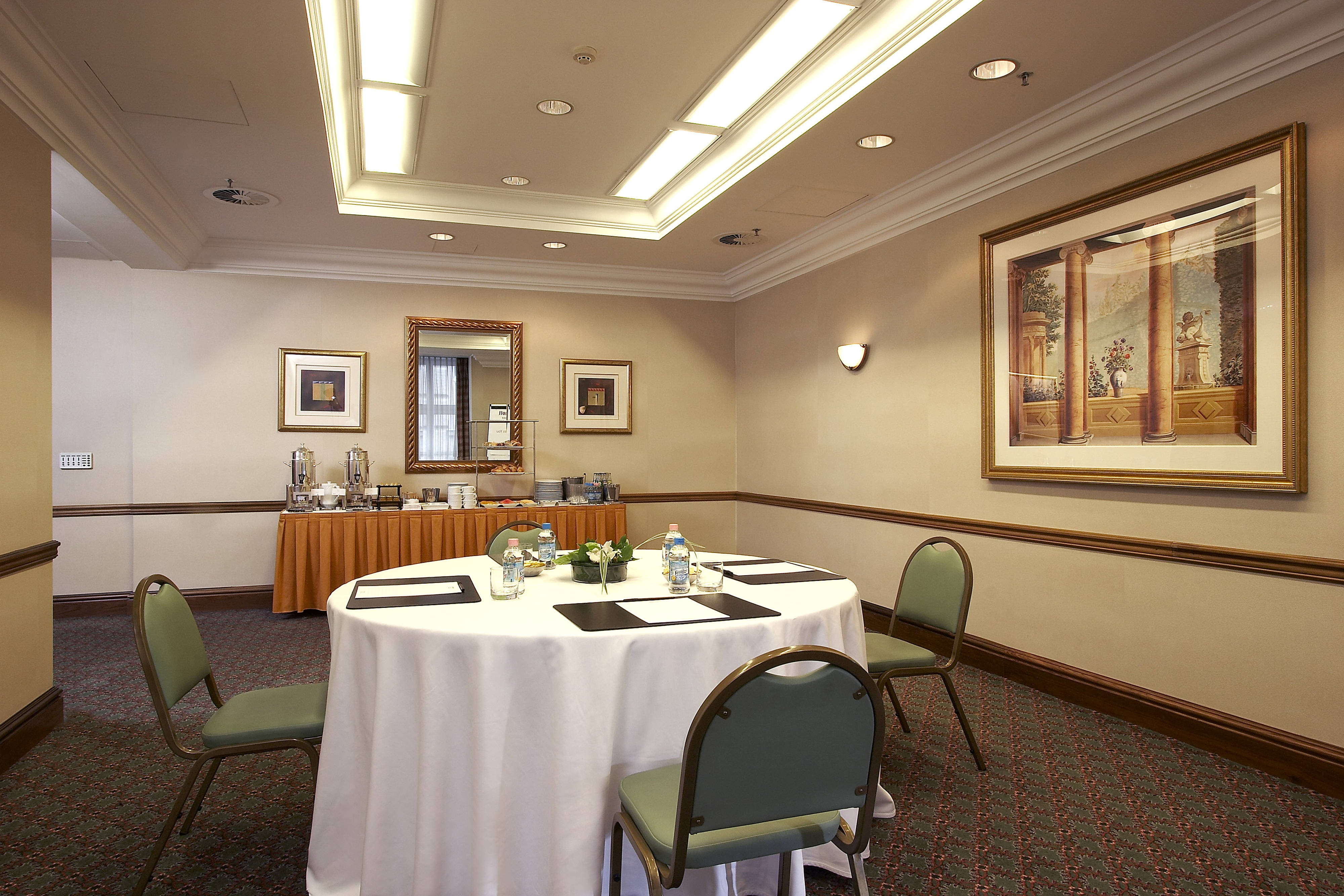 Váci Meeting Room in Budapest