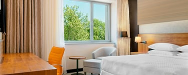 Отель Four Points by Sheraton Kecskemet Hotel & Conference Center